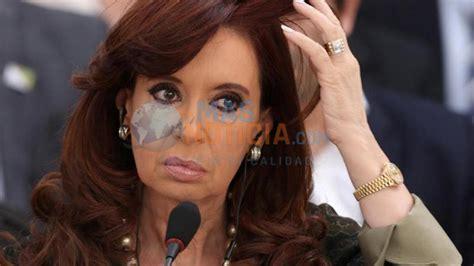 Orden di detencion di ex presidente Argentino Christina ...