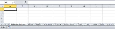 Ordenar hojas de Excel alfabéticamente • Excel Total