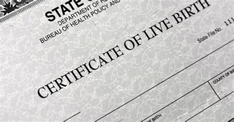 Ordering Online Birth Certificates in Florida   The Good ...