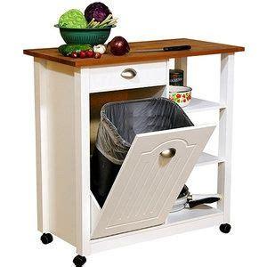 Organiza tu cocina con estas ideas | Cocinas blancas ...