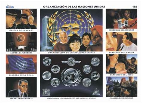 Organización de las Naciones Unidas 1