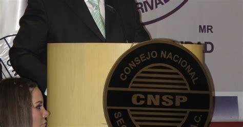 Organización de Seguridad Privada: CNSP 2012 2013