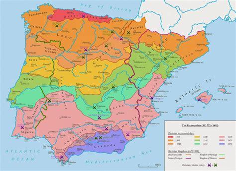 Organización territorial de España a través de los siglos ...