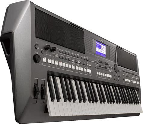 Organo Yamaha Psr S670 Piano Teclado Electronico   S/ 2 ...