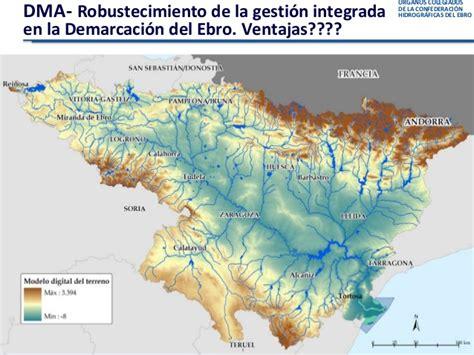 Órganos colegiados en la Confederación Hidrográfica del Ebro
