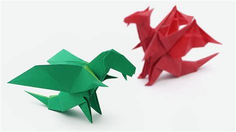 Origami Chibi Dragon  Jo Nakashima
