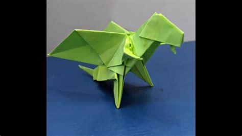 Origami Chibi Dragon  Jo Nakashima    YouTube