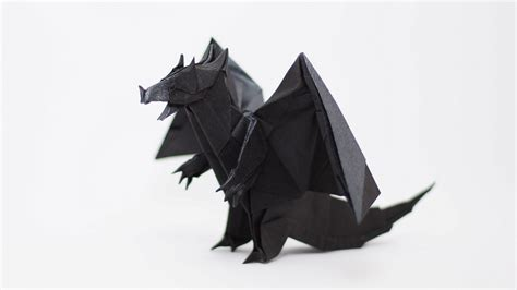 Origami Devil Dragon   Preview   Jo Nakashima