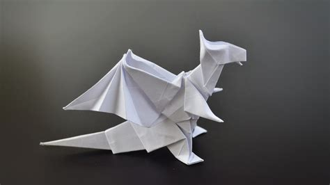 Origami: Dragon  Jo Nakashima    Instructions in English  BR