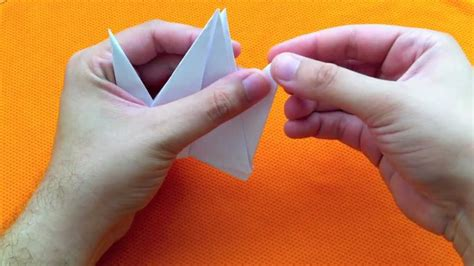 Origami fácil: Tsuru   YouTube
