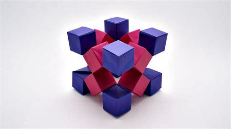 Origami Moving Cubes 2   Jo Nakashima