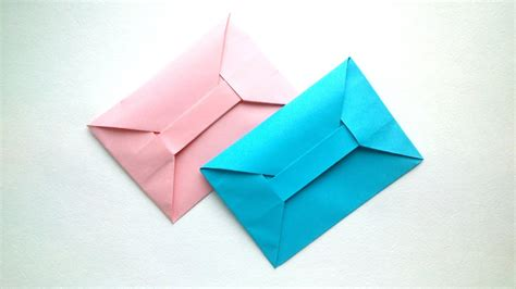 Origami Paper Envelope  A4 sheet    Origami Instructions ...