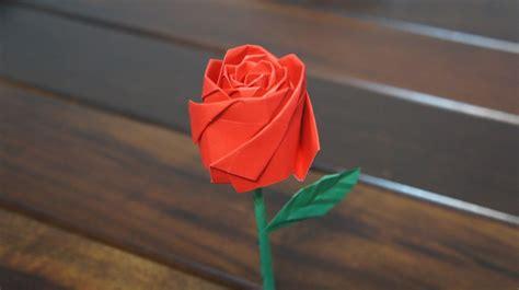 Origami Rose Ideas   YouTube
