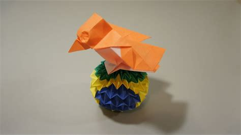 Origami Sparrow  Jo Nakashima    YouTube