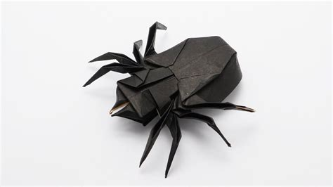 ORIGAMI SPIDER ????????  Traditional + Jo Nakashima ...