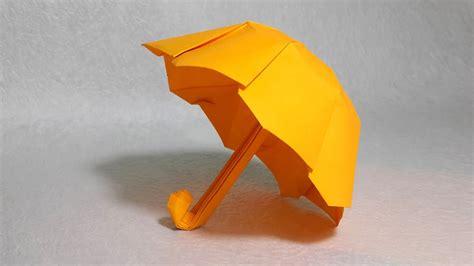 Origami umbrella  teaser    YouTube