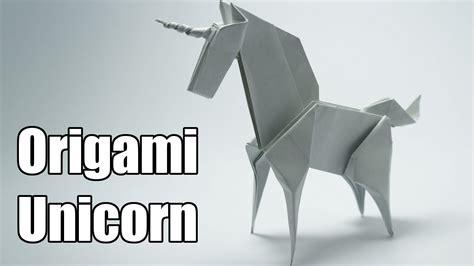 Origami Unicorn  Jo Nakashima    YouTube
