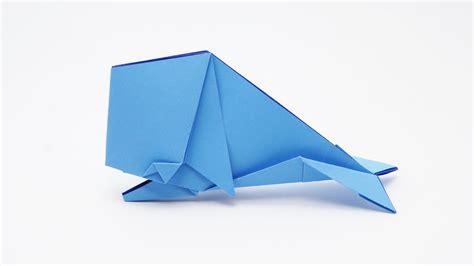 Origami Whale – Jo Nakashima