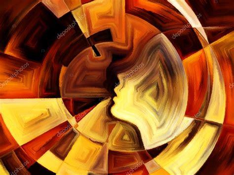 Origen de la geometría interna — Fotos de Stock ...