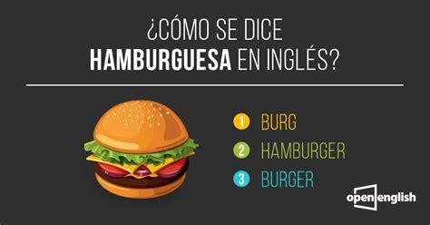 Origen de la hamburguesa   De donde viene la hamburguesa ...