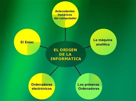 Origen De La Informatica