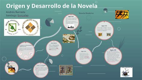 Origen y Desarrollo de la Novela by Andres Barreda Ancer
