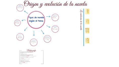 Orígen y evolución de la novela by andy garcía martín