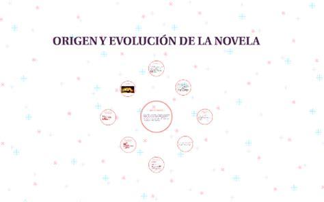 ORIGEN Y EVOLUCIÓN DE LA NOVELA by Lina Maria Betancur