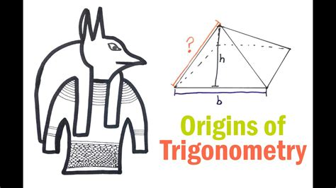 Origin of Trigonometry   YouTube