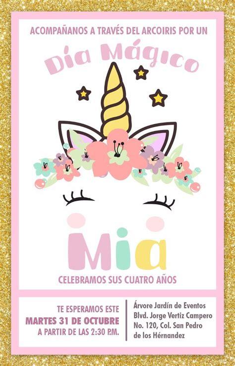 Original invitación de cumpleaños infantil. #party # ...