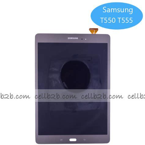 Original Pantalla Samsung T550/ T555/ Tab A Negra Completa ...