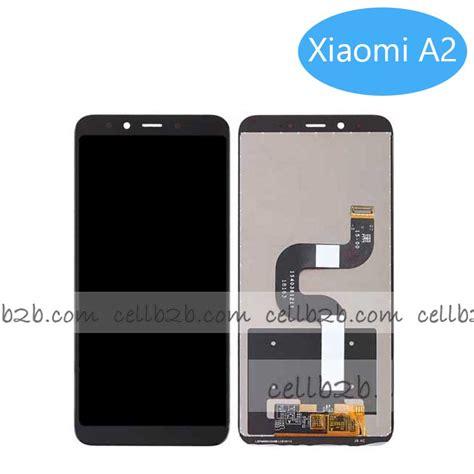 Original Pantalla Xiaomi Mi A2/Mi 6X Negra Completa LCD ...