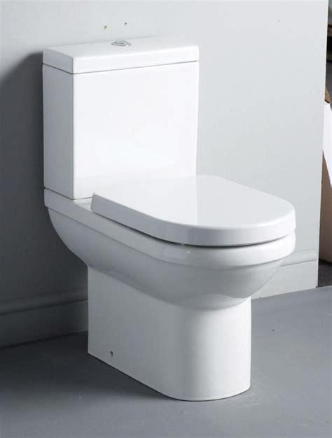 Orion Modern Designer Close Coupled Toilet inc. Soft ...