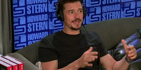 Orlando Bloom says his manhood is  really not that big