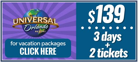 Orlando Discount Vacation Packages   Orlando Tickets ...
