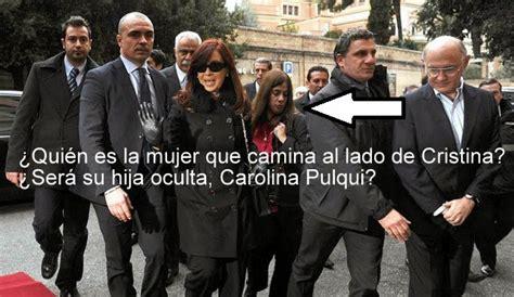Orlando Gauna: ¿Cristina Kirchner con su hija oculta?