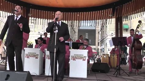 Orquesta Huambaly   Intervención plaza de armas   YouTube
