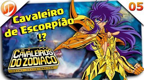 Os Cavaleiros do Zodiaco Saint Seiya Online #5   Armadura ...