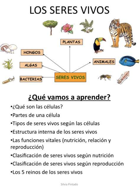 Os dejo el tema 1 de Ciencias Naturales de 5º de E.P. Los ...