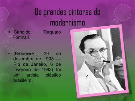 Os grandes pintores do modernismo