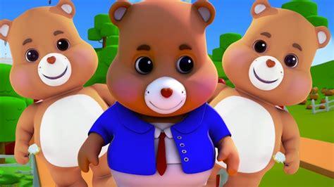 osos de peluche | canciones para niños | canciones ...