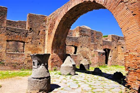 Ostia Antica visita cerca de Roma, puerto, horarios ...