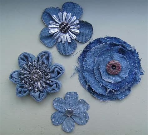 Other: cool jeans flowers