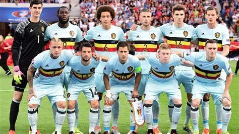 Ótima geração belga  nunca ganhou nada, mas vale mais do ...
