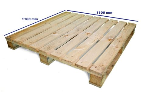 Otros Palets de Madera : Palet 1100 x 1100 Reciclado