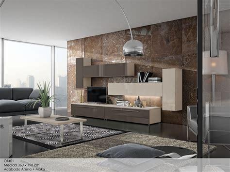 Otto. Colección de salones modernos | Kimobel. Diseño ...
