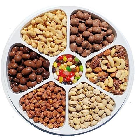 Our Bestseller s Party Tray – Half Nuts