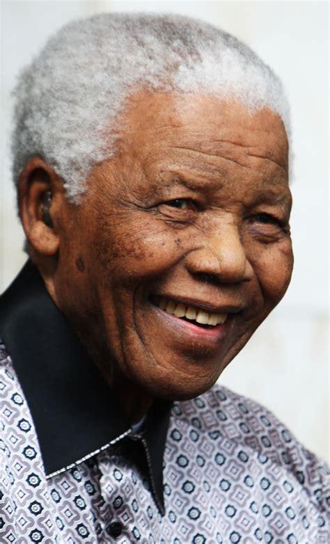Our Hero and Heroine: Nelson Mandela,  born 18 July 1918
