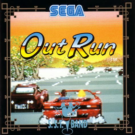Out Run. Soundtrack from Out Run