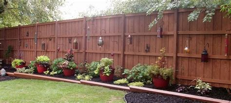Outdoor Landscape   Stains, Backyards and Fence ideas